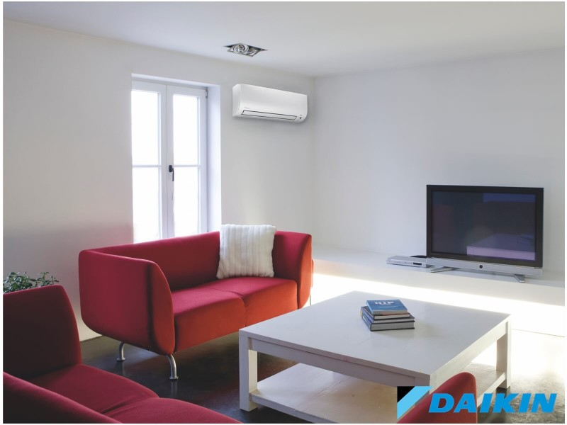 Invertoren-klimatik-daikin-ftxj25mw-rxj25m-white-emura II-9000 btu-klas a+++