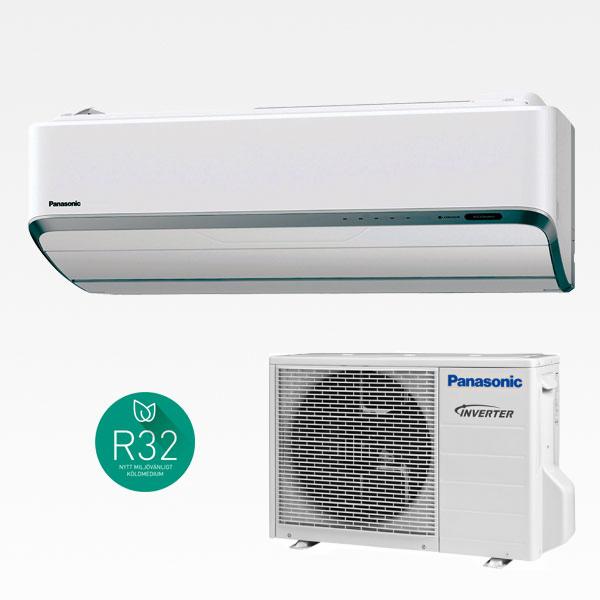 invertoren-klimatik-panasonic cs-z25tkea-cu-z25tkea-9000 BTU-klas A+++