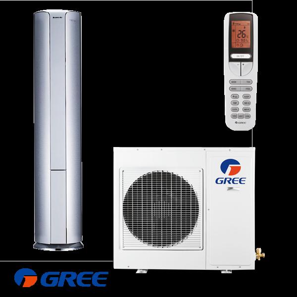 kolonen-klimatik-gree-gvh24ak-k3dnc8d-lclh-wifi-i-shine-24000 btu-klas a++