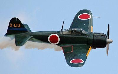 Най-добрият японски самолет